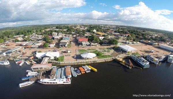 Vitória do Xingu Pará fonte: rb1noticias.com.br